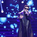 Cristian Ehdey imita a Son by Four en la novena gala de 'Tu cara no me suena todavía'