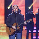 José Voces imita a Serrat en la novena gala de 'Tu cara no me suena todavía'