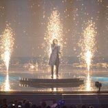 Isaiah (Australia) en la Final de Eurovisión 2017