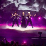 Arstvik (Armenia) en la Final de Eurovisión 2017
