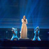 Demy (Grecia) en la Final de Eurovisión 2017