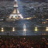 Alma (Francia) en la Final de Eurovisión 2017