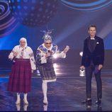 Verka Serduchka en la Final de Eurovisión 2017