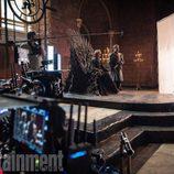 Cersei Lannister (Lena Headey) y Jaime Lannister (Nikolaj Coster-Waldau) en la séptima temporada de 'Juego de Tronos'
