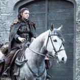 Arya Stark (Maisie Williams) en la séptima temporada de 'Juego de Tronos'