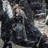 Jon Snow (Kit Harington) a caballo en la séptima temporada de 'Juego de Tronos'