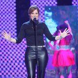 Arantxa Elvias es Amaia Montero en la semifinal de 'Tu cara no me suena todavía'