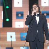 Manu Rodríguez es Nino Bravo en la semifinal de 'Tu cara no me suena todavía'