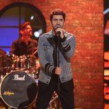 Keunam es Dani Martín en la semifinal de 'Tu cara no me suena todavía'