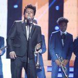 Germán Scasso es James Brown en la semifinal de 'Tu cara no me suena todavía'