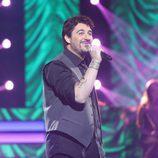 David Moreno es Antonio Orozco en la semifinal de 'Tu cara no me suena todavía'