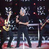 Fran Valenzuela es Sergio Dalma en la semifinal de 'Tu cara no me suena todavía'