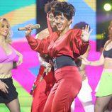 Llum Barrera imita a Kaoma en la semifinal de 'Tu cara no me suena todavía'
