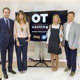 Preparación de los castings de 'Operación Triunfo 2017'