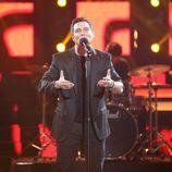 Fran Valenzuela imita a Alejandro Sanz en la final de 'Tu cara no me suena todavía'