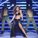 Melody imita a Beyonce en la final de 'Tu cara no me suena todavía'