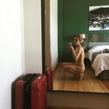 Antonia San Juan se desnuda para homenajear a Hopper
