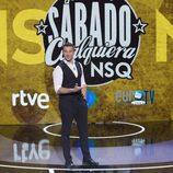 Fernando Gil presenta 'No es un sábado cualquiera'