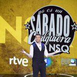 Fernando Gil, presentador de 'No es un sábado cualquiera'