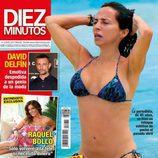 María Patiño protagoniza la portada de Diez Minutos