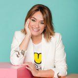 Toñi Moreno sonríe para su programa 'Viva la vida'