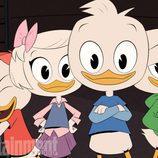 Los sobrinos de Donald en 'Patoaventuras'