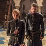 Cersei Lannister y Jaime Lannister en la séptima temporada de 'Juego de tronos'