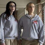Las reclusas Alex Vause y Piper Chapman aparecerán en la quinta temporada de 'Orange is the New Black'