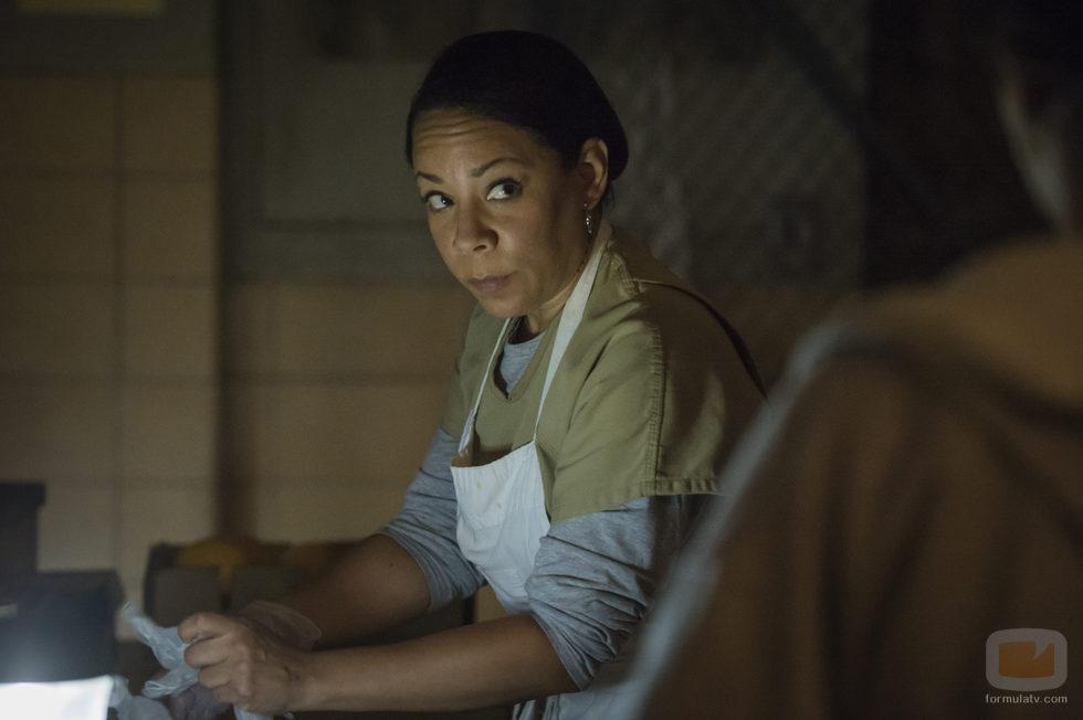 La actriz Selenis Leyva continuará en la quinta temporada de 'Orange is the New Black'