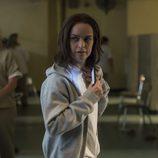 Expresión malvada la de Taryn Manning en esta escena de los nuevos capítulos de 'Orange is the New Black'