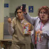 Kate Mulgrew en un capítulo de la quinta temporada de 'Orange is the New Black'