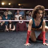Alison Brie en el primer capitulo de la primera temporada de 'GLOW'