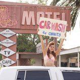 Kate Nash en el noveno capítulo de la primera temporada de 'GLOW'