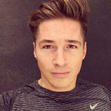 James Longmanse, nuevo reportero de ABC, realiza un sugerente selfie
