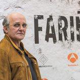 Antonio Durán Morris será Manuel Charlin en 'Fariña'