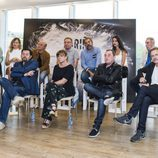 Rueda de prensa de 'Fariña', la nueva serie de Antena 3