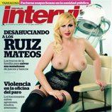 Raquel Mosquera ('MYHYV') posa desnuda en la portada de la revista Interviú