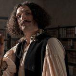 Julián Villagrán como Diego Velázquez en 'El Ministerio del Tiempo'