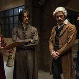 Amelia, Alonso y Pacino en una nueva misión en 'El Ministerio del Tiempo'
