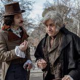 Diego Velázquez charla con Goya en una nueva aventura de 'El Ministerio del Tiempo'