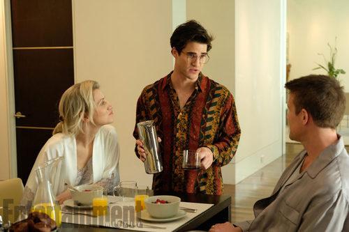 Darren Criss en una de las escenas de la nueva temporada de 'The Assassination of Gianni Versace: American Crime Story'