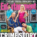 Los protagonistas de 'The Assassination of Gianni Versace: American Crime Story' protagonizan la nueva portada de Entertainment Weekly