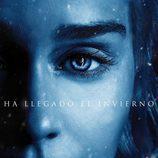 Póster de Daenerys Targaryen, de 'Juego de Tronos'