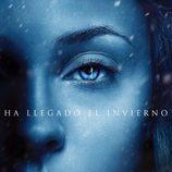 Póster de Sansa Stark para la temporada 7 de 'Juego de Tronos'