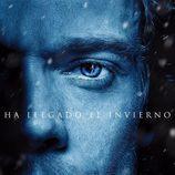 Póster de Theon Greyjoy para la temporada 7 de 'Juego de Tronos'