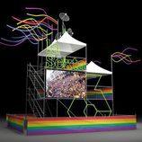 Set de laSexta para el World Pride Madrid 2017