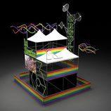 Set que laSexta tendrá en el World Pride Madrid 2017 visto desde arriba