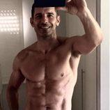 Jesús Vázquez posa sin camiseta en Instagram