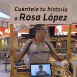 Rosa López en una de las secciones de su reality 'Soy Rosa'