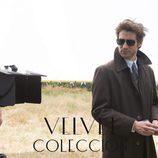 Imágenes del rodaje de 'Velvet Colección' con Fernando Guallar
